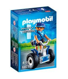 Playmobil---City-Action---Mini-Figura-Policial-com-Balance-Racer---6877---Sunny