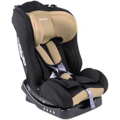 Cadeira-Para-Auto---Ate-25-Kg---Crescer---Preto-e-bege---Kiddo