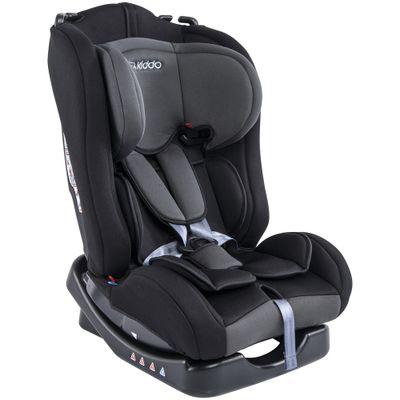 Cadeira-Para-Auto---Ate-25-Kg---Crescer---Preto-e-Cinza---Kiddo