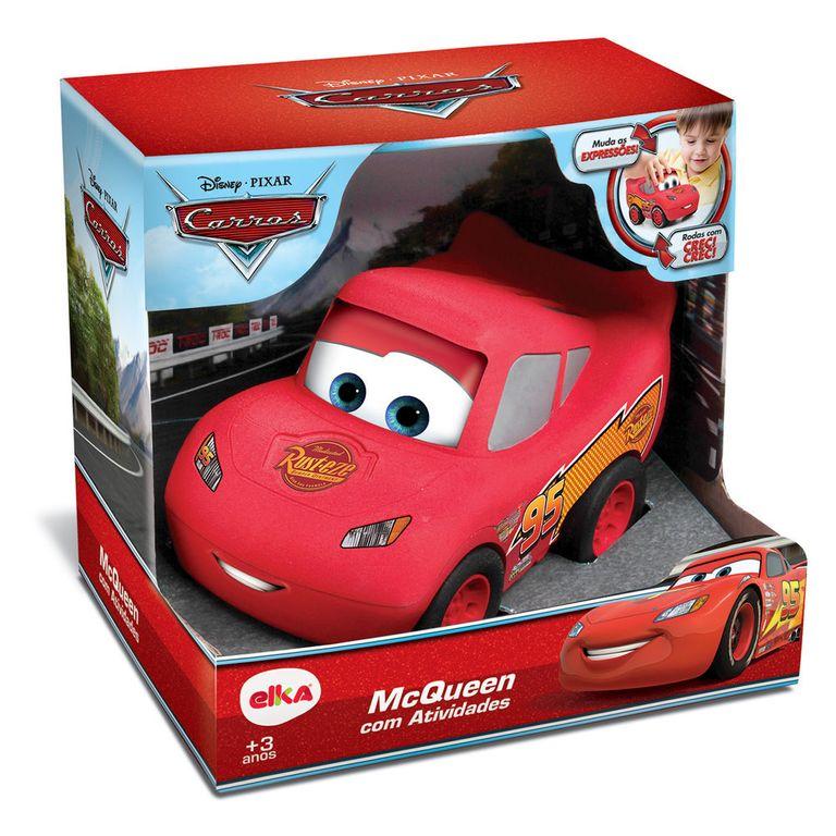 Figura De Atividades Disney Pixar Carros 3 Relampago