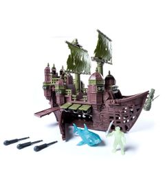 Navio-e-Mini-Figuras---Disney---Piratas-do-Caribe---A-Vinganca-de-Salazar---Navio-Fantasma---Sunny