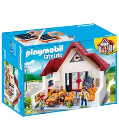 Playmobil-City-Life---Playset-e-Mini-Figuras---Escolinha---6865---Sunny