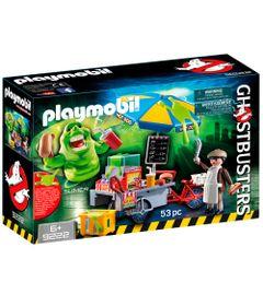 Playmobil---Mini-Figuras---Ghostbusters---Slimer-e-Carrinho-de-Cachorro-Quente---9222---Sunny