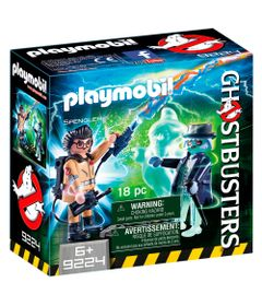 Playmobil---Mini-Figuras---Ghostbusters---Spengler-e-Fantasma---9224---Sunny