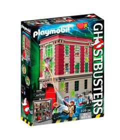 Playmobil---Playset-e-Mini-Figuras---Ghostbusters---Quartel-General---9219---Sunny