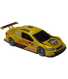 Carrinho-Hot-Wheels---Evil-Racer---Amarelo---Candide
