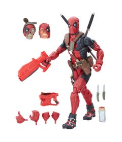 Figura-de-Acao---30-cm---Marvel-Legends-Series---Deadpool---Disney---Hasbro
