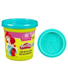 Pote-de-Massa---Play-Doh---84-g---Princesas-Disney---Ariel---Hasbro