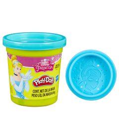 Pote-de-Massa---Play-Doh---84-g---Princesas-Disney---Cinderela---Hasbro