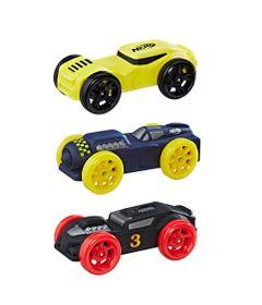 Refil-Nerf-Nitro-com-03-Carrinhos-de-Espuma---Amarelo-Roxo-e-Preto---Hasbro