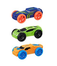 Refil-Nerf-Nitro-com-03-Carrinhos-de-Espuma---Azul-Verde-e-Laranja---Hasbro