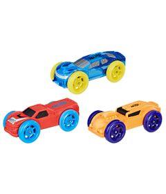 Refil-Nerf-Nitro-com-03-Carrinhos-de-Espuma---Azul-Vermelho-e-Laranja---Hasbro