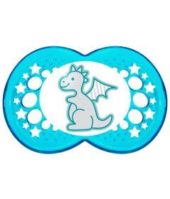 Chupeta-Clear-Silk-Touch-Boys---Fase-2---Azul---Dragao---MAM