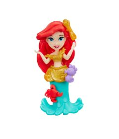 Mini-Boneca-com-Acessorios---Disney-Princesas---Little-Kingdom---Ariel---Hasbro