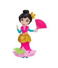 Mini-Boneca-com-Acessorios---Disney-Princesas---Little-Kingdom---Mulan---Hasbro