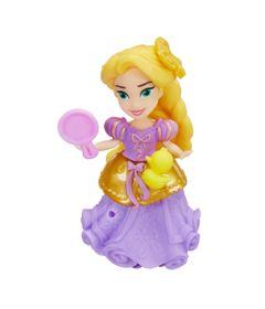 Mini-Boneca-com-Acessorios---Disney-Princesas---Little-Kingdom---Rapunzel---Hasbro
