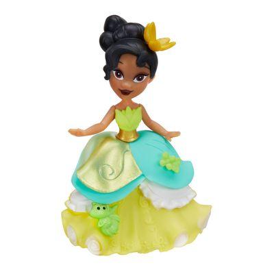 Mini-Boneca-com-Acessorios---Disney-Princesas---Little-Kingdom---Tiana---Hasbro