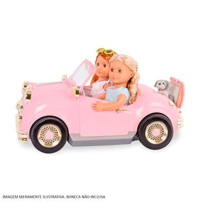 Acessorios-para-Bonecas---Our-Generation---Carro-Retro---Rosa