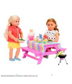 Acessorios-para-Bonecas---Our-Generation---Mesa-para-Pic-Nic-e-Churrasqueira
