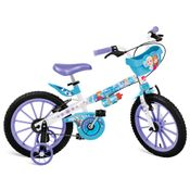 Bicicleta-Disney-Frozen-com-Cesta---Aro-16---Bandeirante