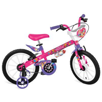 Bicicleta-Princesas-Disney-com-Cesta---Aro-16---Bandeirante