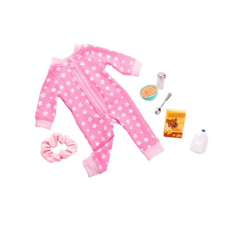018f79e30 Conjunto Roupas para Bonecas - Our Generation - Pijama de Estrelinha e  Cereais - Ri Happy Brinquedos