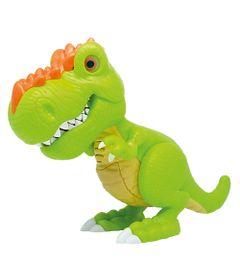 Dino-com-Luz-e-Som---Junior-Megasaur---T-Rex---Verde---Fun
