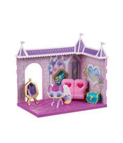 Playset-Medio---Animal-Jam---Princess-Castle-Den---Fun