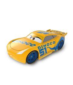 Carrinho-de-Friccao---Disney---Pixar---Cars-3---Dinoco-Amarelo---Toyng