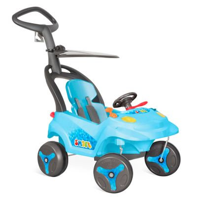 Carrinho-de-Passeio---Smart-Baby-Reclinavel---Azul---Bandeirante