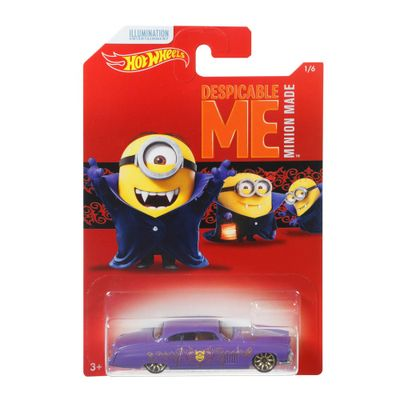 Carrinho-Hot-Wheels---Meu-Malvado-Favorito---Minions---Minions-Vampiros---Mattel