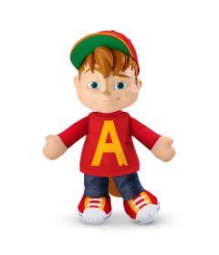 Pelucia-Com-Sons---Alvin-e-os-Esquilos---Alvin-Falante---Mattel