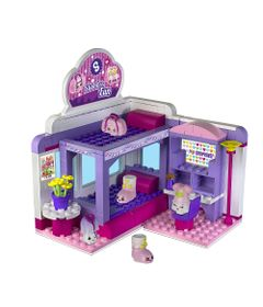 Playset-e-Mini-Figuras---Shopkins---Kinstructions---Slumber-Fun---DTC