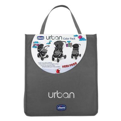 Conjunto-de-Acessorios-para-Carrinho-Urban---Color-Pack-Plus---Anthracite---Chicco