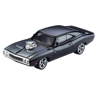 Carrinho-Die-Cast---Hot-Wheels---Velozes-e-Furiosos---1970-Dodge-Charger-RT---Mattel