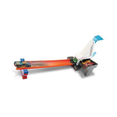 Conjunto-de-Pista-e-Extensores-Hot-Wheels---Lancador-Rapido---Mattel