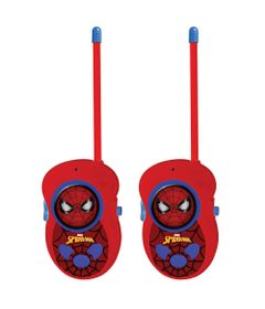 Conjunto-de-Walkie-Talkie---Disney---Marvel---Spider-Man---Candide