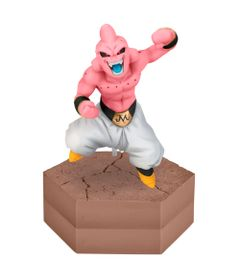 Figura-Colecionavel-14-Cm---Dragon-Ball-Z---Kid-Majin-Boo-Fighting---Bandai