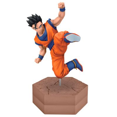 Figura-Colecionavel-14-Cm---Dragon-Ball-Z---Son-Gohan-Fighting---Bandai