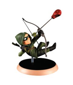 Figura-Colecionavel-15-Cm---Q-Figures---DC-Comics---Green-Arrow---Oderco