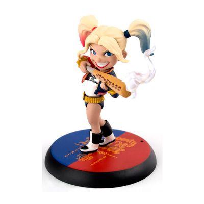 Figura-Colecionavel-15-Cm---Q-Figures---DC-Comics---Harley-Quinn---Oderco