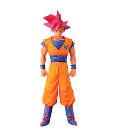 Figura-Colecionavel-20-Cm---Dragon-Ball-Z-Super---Son-Goku-Sayajin-Deus---Bandai