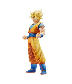 Figura-Colecionavel-25-Cm---Dragon-Ball-Z---Son-Goku-Super-Sayajin---Bandai