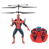 Figura-de-Acao-20-Cm---Disney---Marvel---Spider-Man---Spider-Man-Copter-Hero---Candide