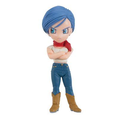 Mini-Figura-Colecionavel-10-Cm---Dragon-Ball-Z---O-Renascimento-de-Freeza---Bulma---Bandai