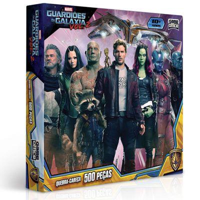 Quebra-Cabeca---500-Pecas---Disney---Marvel---Guardioes-da-Galaxia---Toyster