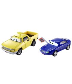 Veiculos-Hot-Wheels---Disney-Cars-2---Pack-com-2-Veiculos---Christina-Wheeland-e-Jay-W---Mattel