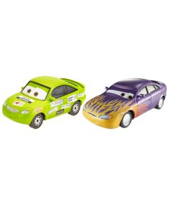 Veiculos-Hot-Wheels---Disney-Cars-2---Pack-com-2-Veiculos---Marilyn-Calcomanias-e-Nick-Calcomanias---Mattel