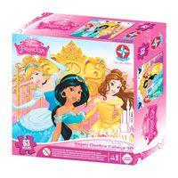Quebra-Cabeca-3D---Princesas-Disney---Estrela