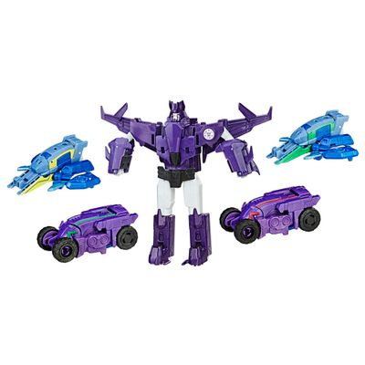 Conjunto-de-Figuras-Transformers---Robots-in-Disguise-Combiner-Force-Team---Galvatronus---Hasbro
